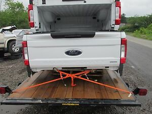 2017 Ford F 250 F250 Super Duty Tailgate
