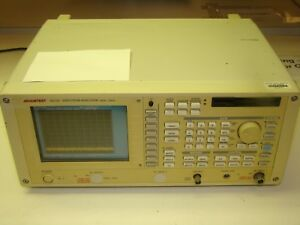 Advantest R3132 Spectrum Analyzer Unit Not Tested