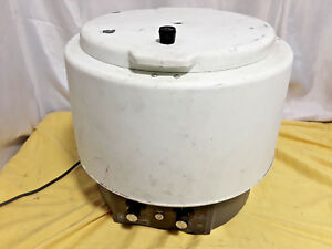 Fisher Scientific Centrific Centrifuge W rotor