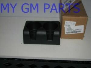 2004 2012 Canyon Colorado Black Cup Holder New 19256630