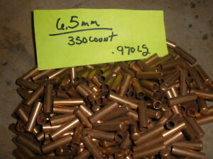 BULLET JACKETS  FOR SWAGING .264   COUNT 350