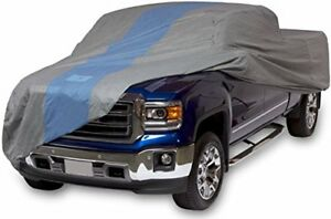 Duck Covers A1t264 Defender Pickup Truck Cover For Crew Cab Long Bed Dually T