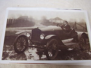 192 Old Ford Model T Home Made Speedster 11 X 17 Photo Picture