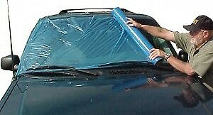 10 Wreck Wrap X 38 00 6 Mo Uv 18 X 100 Blue Packed 2 Rolls Free Ship