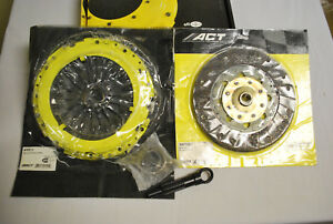 Act Stage 1 Hd Street Disc Clutch Kit 03 08 Tiburon Optima W Dual Mass Flywheel