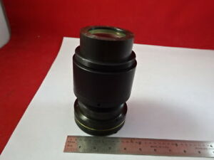 Mounted Lens Aus Jena Zeiss Neophot Germany Optics Microscope Part As Is 93 34