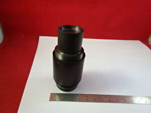 Mounted Lens Aus Jena Zeiss Neophot Germany Optics Microscope Part As Is 93 35