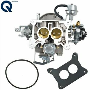 Sale 2 Barrel Carburetor Carb 2100 For Ford 289 302 351 Cu Jeep Engine Us