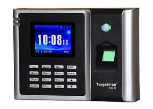 Ta 320 Software Fingerprint Rfid Password Time Attendance System Recorder