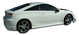 00 05 Toyota Celica Blits Duraflex Side Skirts Body Kit 100174