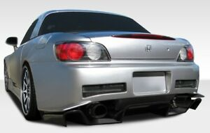 00 09 Honda S2000 Sp N Duraflex Rear Bumper Diffuser Body Kit 108333