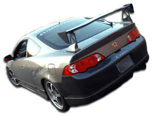 02 04 Acura Rsx Type M Duraflex Rear Body Kit Bumper 100310