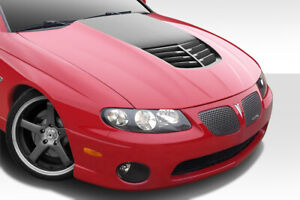 04 06 Pontiac Gto Stingray Z Duraflex Body Kit Hood 112462