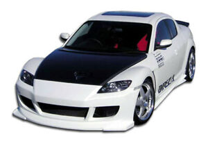 04 08 Mazda Rx8 Velocity Duraflex Full Body Kit 110655
