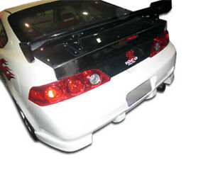 05 06 Acura Rsx C 2 Duraflex Rear Body Kit Bumper 103179