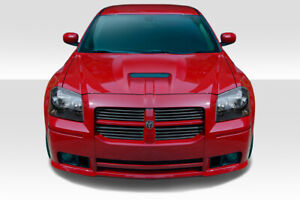 05 07 Dodge Magnum Srt Duraflex Body Kit Hood 112791