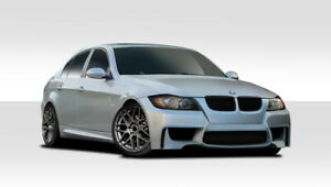 06 08 Bmw 3 Series 1m Look Duraflex Full Body Kit 109041