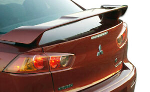 08 17 Mitsubishi Lancer Gt S Duraflex Body Kit Wing Spoiler 103794