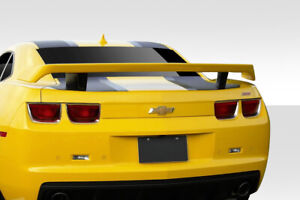 10 13 Chevrolet Camaro High Wing Duraflex Body Kit Wing Spoiler 109966