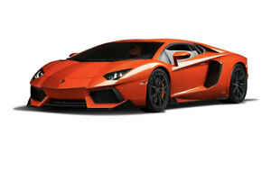 11 17 Lamborghini Aventador Af1 Aero Function 6pcs Full Body Kit 113820