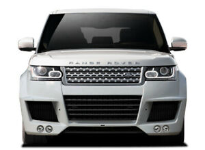13 15 Land Rover Range Rover Af1 Aero Function Front Wide Body Kit Bumper 109703