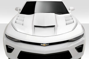 16 18 Chevrolet Camaro Ts 1 Duraflex Body Kit Hood 113487