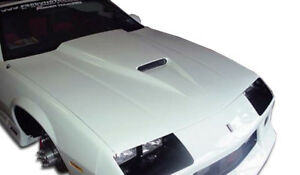 82 92 Chevrolet Camaro Supersport Duraflex Body Kit Hood 103478