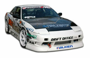 89 94 Fits Nissan 240sx 2dr B Sport Duraflex Full Body Kit 103624