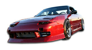 89 94 Fits Nissan 240sx Hb Type U Duraflex Full Body Kit 103627
