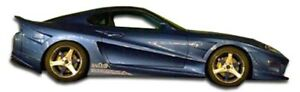 93 98 Toyota Supra Conclusion Duraflex Side Skirts Wide Body Kit 101338