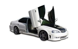 99 03 Acura Tl Spyder Duraflex Side Skirts Body Kit 102054