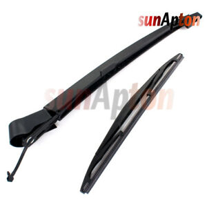 Rear Wiper Arm Blade Set For Chevrolet Suburban 2500 1500 Tahoe 2007 2012 2013