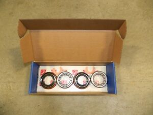 1988 2013 Chevy Truck Gm 8 5 8 6 10 Bolt Axle Bearing And Seal Kit C10 Pair