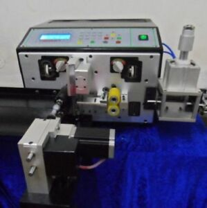 Automatic Wire Cutting Stripping Twisting Machine cable Stripper Twister B