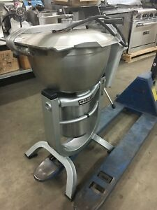 Hobart Vcm 40 T Vertical Cutter Mixer Chop Pulp Puree Grind Nuts Power Bar Bake