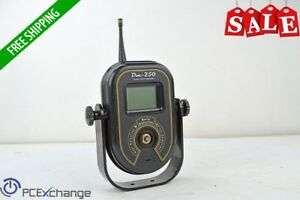 Agri Tronix Dm250 Tractor Pulling Monitor With Radar Speed Data Logging Dm 250