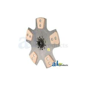Ar63695 Clutch Disc For John Deere Tractor 1040 2040 2120 2240 2440 2630 2640