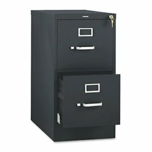 510 Series Two Drawer Filing Cabinet Full Letter File 3 Colors 28 3 x18 x24 4