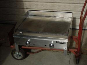 Connerton Commercial Griddle Flat Top
