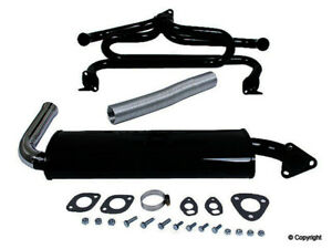 Exhaust System Kit Empi Wd Express 247 54006 611 Fits 70 74 Vw Beetle 1 6l H4