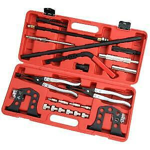Cylinder Head Service Tool Kit For Valve Springs Guides Bushes Stem Seal Ct3614