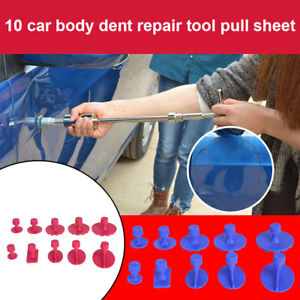 Car Auto Body Panel Dent Repair Pulling Tab Pdr Remover Puller Mechanics Tool