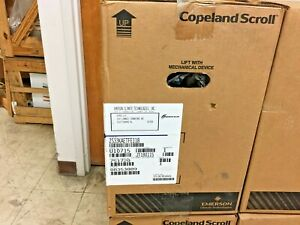 Overstock Copeland Scroll Compressor 575 3ph Zs33kae tfe
