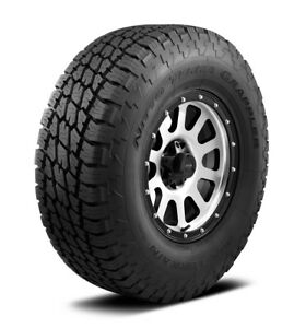 4 New Nitto Terra Grappler 121q Tires 3157516 315 75 16 31575r16