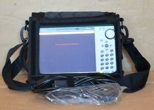 Anritsu Ms2713e Spectrum Analyzer 100 Khz To 6 Ghz With Options 10 21 25 28 31