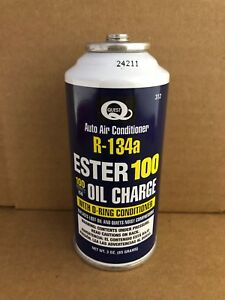 New Genuine Quest Auto Air Conditioning R 134a Ester Oil Charge 100 Made In Usa