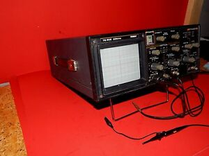 Tenma 72 905 20 Mhz Dual Trace Oscilloscope With Probe