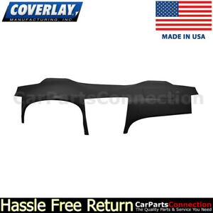 Coverlay Dash Board Cover Black 11 711ll Blk For 2007 2011 Toyota Camry