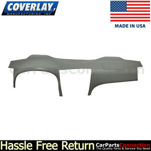 Coverlay Dash Board Cover Medium Gray 11 711ll Mgr For 2007 2011 Toyota Camry