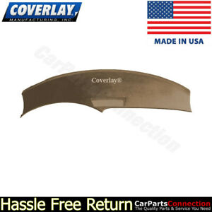 Coverlay Dash Board Cover Light Brown 18 936 lbr For 1993 1996 Chevy Camaro
